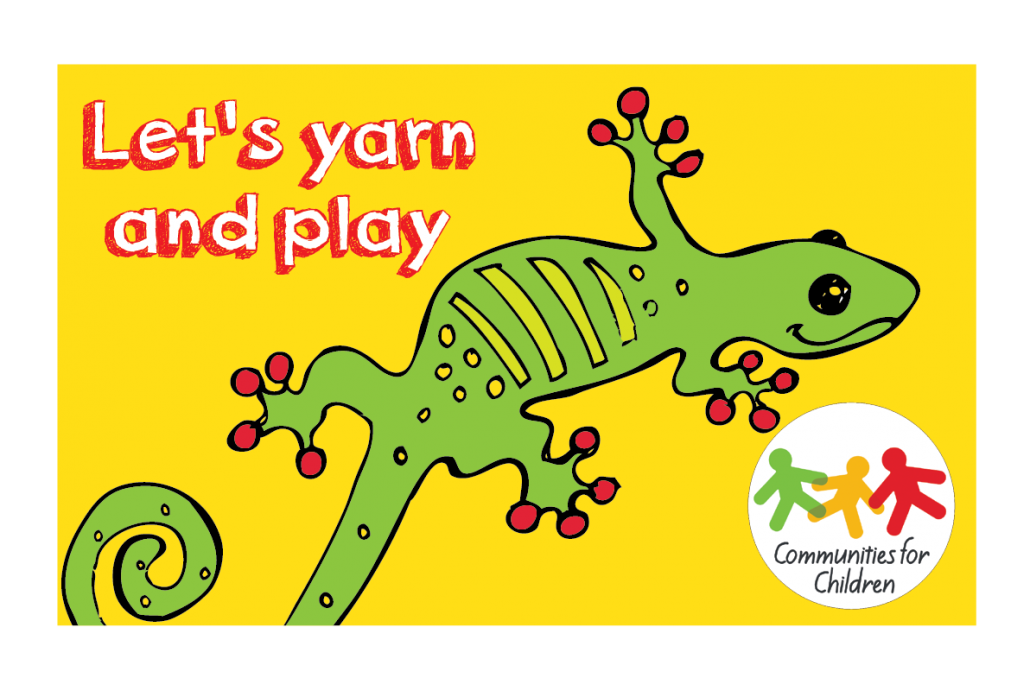 Let's yarn and play